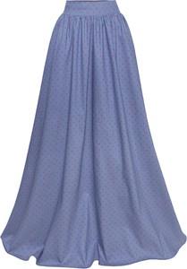 Niebieska spódnica Kasia Miciak design