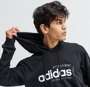 Granatowa bluza Adidas
