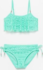 Turkusowy strój kąpielowy Reserved