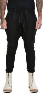 Czarne spodnie La Haine Inside Us