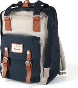 d8db49280243b plecak vintage granatowy - stylowo i modnie z Allani