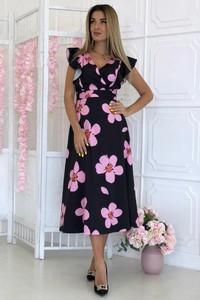 e8e5f1a20a Sukienki maxi w kwiaty