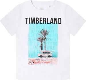 Koszulka dziecięca Timberland z krótkim rękawem