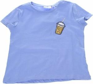 Niebieska koszulka dziecięca Tom Tailor