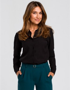 Czarna koszula Style