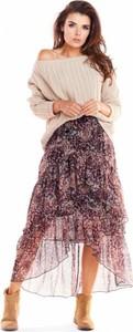 Spódnica Awama z szyfonu