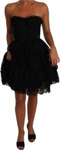 Sukienka Dolce & Gabbana mini bez rękawów
