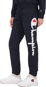 Spodnie Champion z dresówki w sportowym stylu