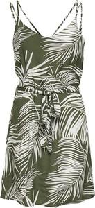 Sukienka Only na ramiączkach z dekoltem w kształcie litery v