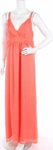 Pomarańczowa sukienka Pietro Brunelli