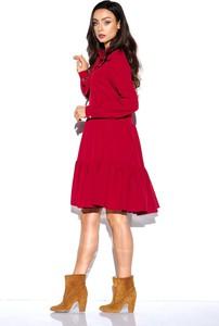 Sukienka Merg rozkloszowana mini