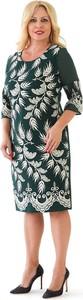 Sukienka Roxana - sukienki z długim rękawem ołówkowa