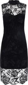 Sukienka Guess by Marciano prosta bez rękawów mini
