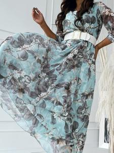 Sukienka Versada mini z kołnierzykiem