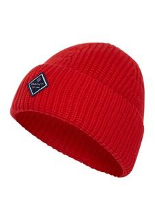 Czerwona czapka Gant