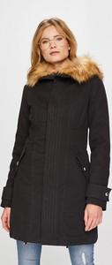 Czarna kurtka Pinko z bawełny w stylu casual