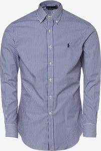 Niebieska koszula POLO RALPH LAUREN