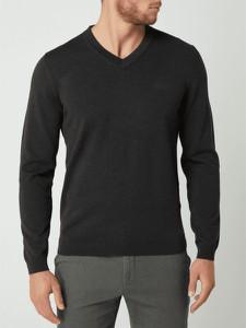 Sweter Hugo Boss z wełny