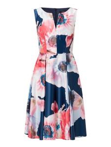 Sukienka Swing mini bez rękawów