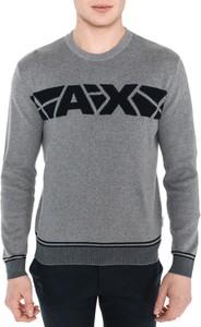 Sweter Armani Exchange z bawełny