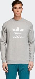 Bluza Adidas w street stylu z bawełny