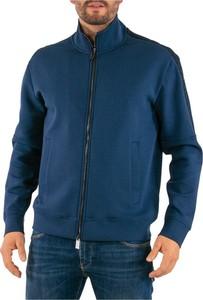 Bluza Emporio Armani z polaru w stylu casual