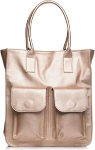 Brązowa torebka Stylove duża w stylu casual
