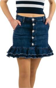 Niebieska spódnica Liu-Jo