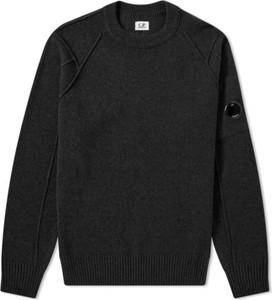 Czarny sweter C.P. Company w stylu casual z wełny