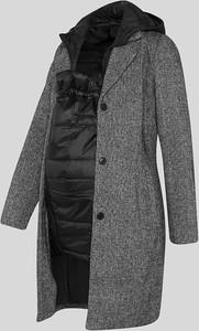 YESSICA C&A Płaszcz ciążowy-z osłoną na niemowlę, Szary, Rozmiar: 34