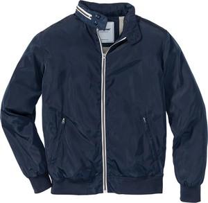 Granatowa kurtka bonprix john baner jeanswear w stylu casual