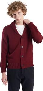 Czerwony sweter L'exception Paris z dżerseju