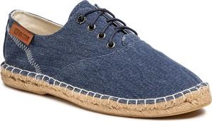 Niebieskie buty letnie męskie Big Star