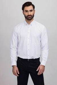 Koszula Giacomo Conti z tkaniny