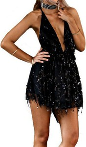 Sukienka Arilook na ramiączkach z dekoltem typu choker