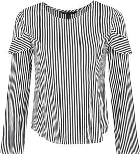 Bluzka Armani Jeans z okrągłym dekoltem