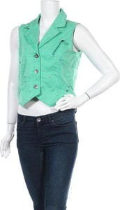 Zielona kamizelka Top Secret w stylu casual