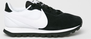 Buty sportowe Nike Sportswear ze skóry sznurowane z płaską podeszwą