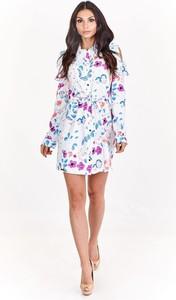 Sukienka Fokus koszulowa w stylu casual