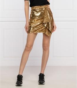 Złota spódnica Twinset mini