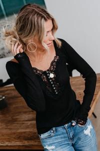 Bluzka Ivet.pl z długim rękawem