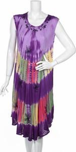 Sukienka India Botique oversize bez rękawów