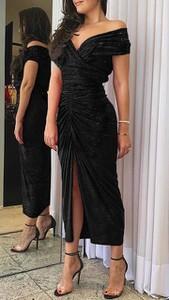 Sukienka noshame z krótkim rękawem