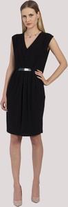 Czarna sukienka Maravilla Boutique