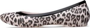 Baleriny Crocs w stylu casual