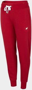 Spodnie 4F w sportowym stylu z dresówki