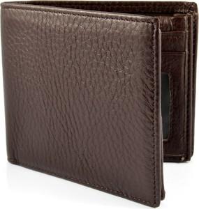 596688e591cce skórzany portfel męski cardinal - stylowo i modnie z Allani