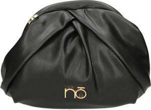 Czarna torebka NOBO matowa na ramię średnia