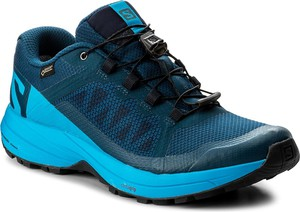Buty salomon - xa elevate gtx gore-tex 402398 poseidon/hawaiian surf/black