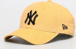 Żółta czapka New Era